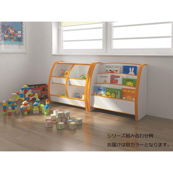 キッズシリーズ EVAおもちゃばこ 3列