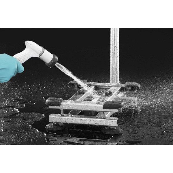 エー・アンド・デイ(A&D) 取引証明用(検定付) 防塵・防水 デジタル台はかり 地区3 150kg SC-150KBM-K 1台 (直送品)