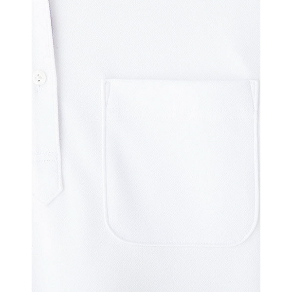 【メーカーカタログ】ボンマックス レディス吸水速乾ポロシャツ(花柄A) ブルー M FB4018L 1枚 (直送品)