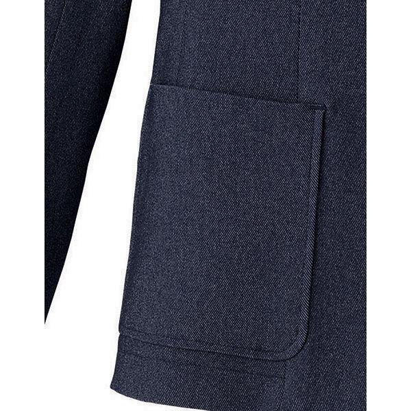 【メーカーカタログ】ボンマックス レディスカジュアルジャケット ネイビー L FJ0311L 1枚 (直送品)