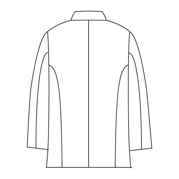 住商モンブラン レディスジャケット 長袖 ネイビー 3L 31-0009 (直送品)