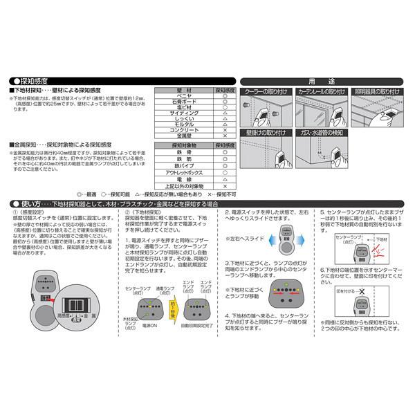 パーフェクト壁裏キャッチ PW-KUC TJMデザイン (直送品)