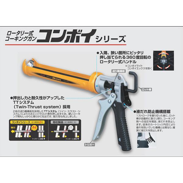 コンボイスーパー CNV-SP 1セット(2個) TJMデザイン (直送品)