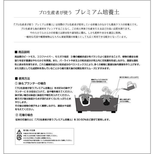 インタープランツネット プラスチックプランター+プレミアム培養土 14L グリーン 1鉢 (直送品)