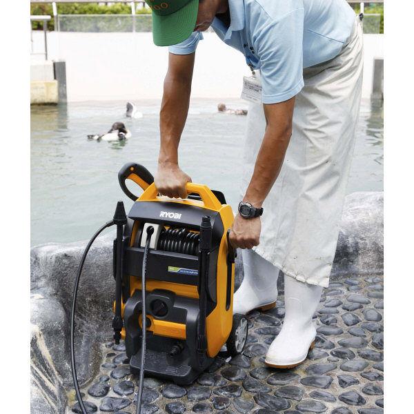 リョービ 高圧洗浄機 AJP-2100GQ 50HZ (直送品)