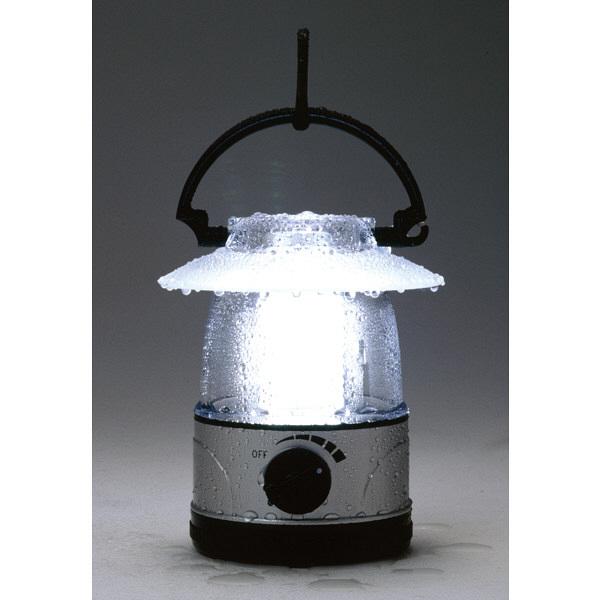 LED9ミニランタン シルバー