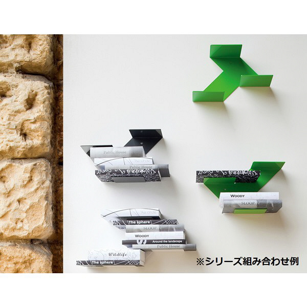 B-LINE(ビーライン) フィン ホワイト IB01-F01-WH 1台 (直送品)