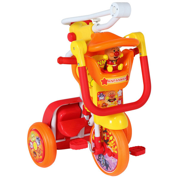 子供用折畳三輪車 オールインワン+F