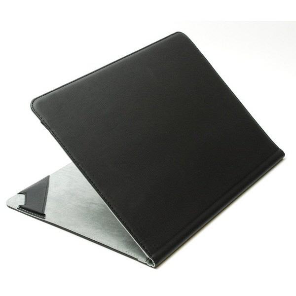 ナカバヤシ MACBOOKAIR11カバー ブラック SZC-MA1104BK (直送品)