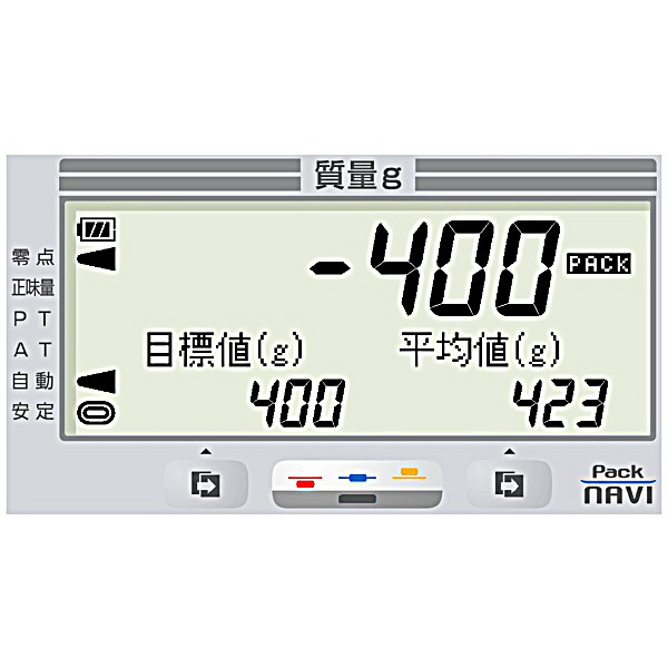 定量計量専用機 PackNAVI 15kg 検定品 Fix-100W-15-7 大和製衡 (直送品)