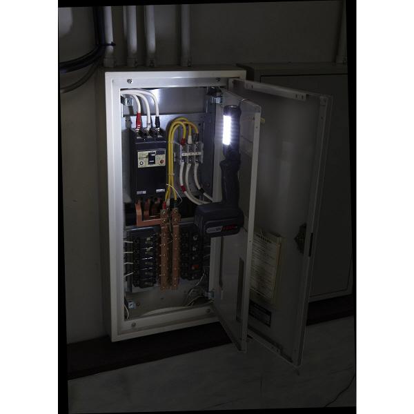 パナソニック Panasonic ナショナル 充電工事用LEDライト EZ37C2 1台 (直送品)
