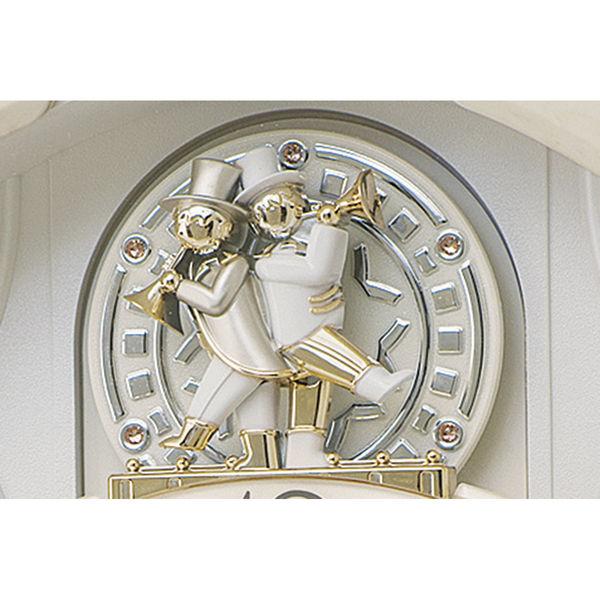 セイコークロック 電波からくり時計