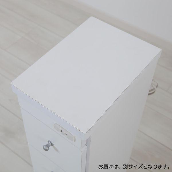 すき間ワゴン 幅200mm