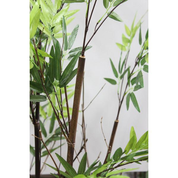タカショー 人工観葉植物 黒竹 3本立  1.8m
