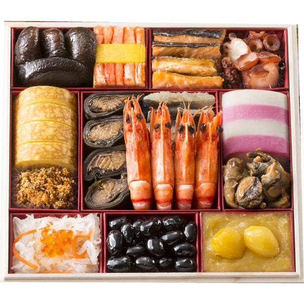 札幌グランドホテル 和洋中三段重 明の宴