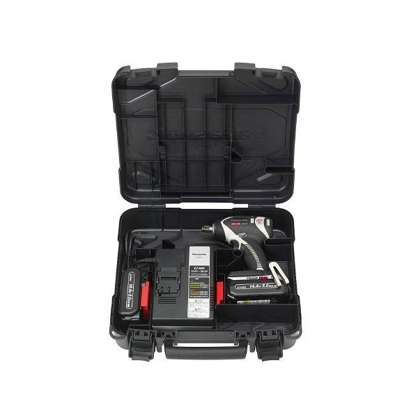 パナソニック Panasonic 充電インパクトレンチ 14.4V 5.0Ah EZ75A3LJ2F-H (直送品)