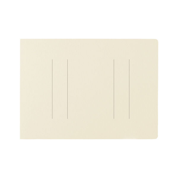 プラス フラットファイルA4E縦罫線タイプIV 98233 (直送品)