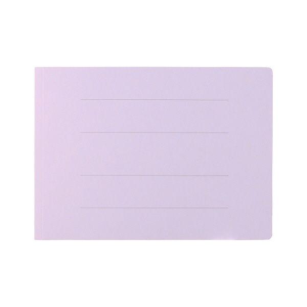 プラス PPフラットファイルA4EVL 98352 (直送品)