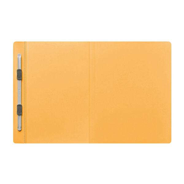 プラス PPフラットファイルB4二つ折りYL 98387 (直送品)