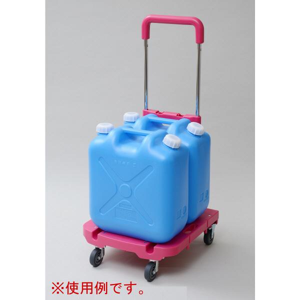 小型台車 プレミアムコンパクトCARRY ピンク OTG-HS(PK)*R YAMAZEN(直送品)