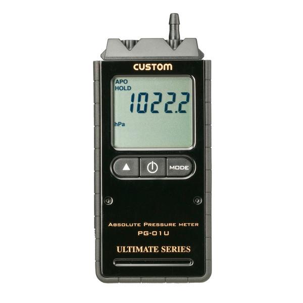 カスタム デジタル絶対圧計 PG-01U (直送品)