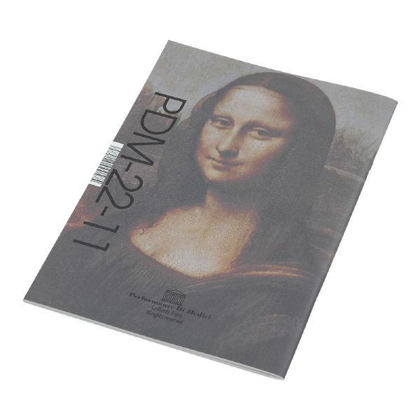 エトランジェ・ディ・コスタリカ B5ノート[PDM]モナリザ PDMー22ー11 10冊 (直送品)