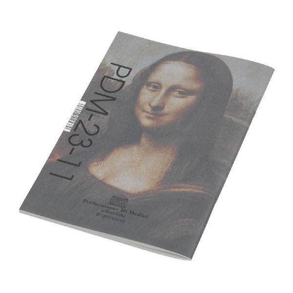エトランジェ・ディ・コスタリカ A5ノート[PDM]モナリザ PDMー23ー11 10冊 (直送品)