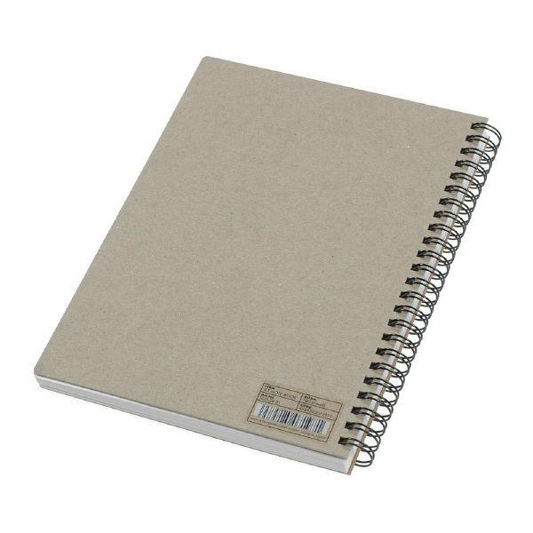 エトランジェ・ディ・コスタリカ A5リングノート[SOLID]クラフト SLDー26ー51 5冊 (直送品)
