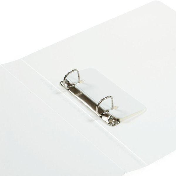 エトランジェ・ディ・コスタリカ A4ファイル[SOLID]ホワイト SLDー02ー01 6冊 (直送品)