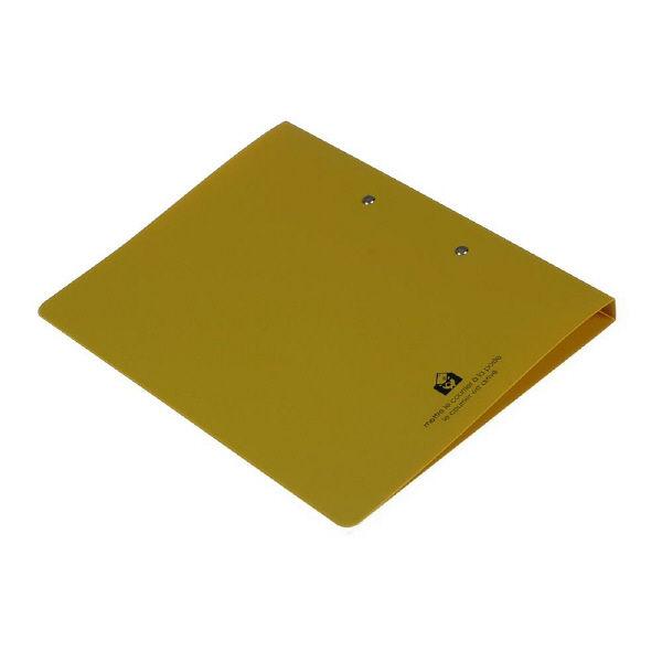 エトランジェ・ディ・コスタリカ A4 Zファイル[SOLID]マスタード SLDー09ー13 6冊 (直送品)