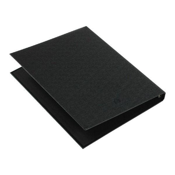 エトランジェ・ディ・コスタリカ A4ファイル4H[CUOIO]ブラック SBD1ーAMー01 2冊 (直送品)