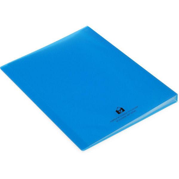 エトランジェ・ディ・コスタリカ A4クリアファイル40[TRP]ブルー TCB40ーA4ー69 3冊 (直送品)