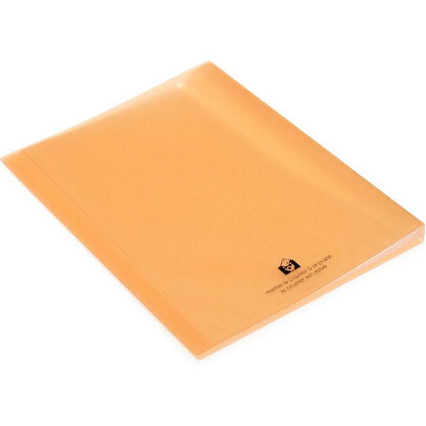 エトランジェ・ディ・コスタリカ A4クリアファイル40[TRP]オレンジ TCB40ーA4ー64 3冊 (直送品)