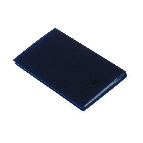 エトランジェ・ディ・コスタリカ ビジネスカードホルダー[SOLID]インディゴ SLDー17ー15 3冊 (直送品)