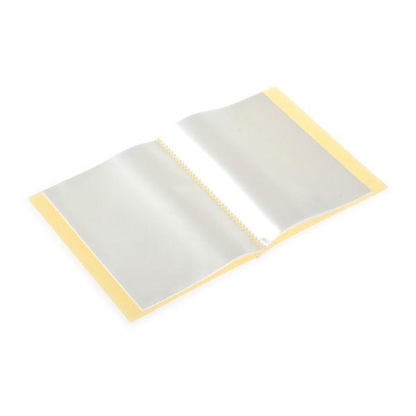 エトランジェ・ディ・コスタリカ ポストカードファイル[TRP]イエロー TRPー18ー04 6冊 (直送品)