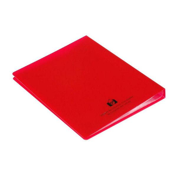 エトランジェ・ディ・コスタリカ フォトポケットS[TRP]レッド TRPー16ー02 3冊 (直送品)