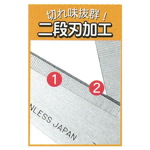 レイメイ藤井 ステンレスハサミ 160mm 先丸 SH302 4個 (直送品)