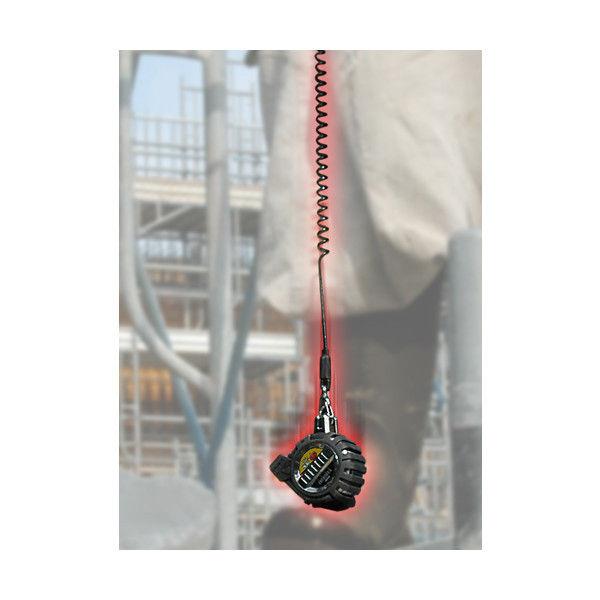 コンベックス タフギア SD 25-5.5m ホルダー付 JIS 80870 1セット(4個) シンワ測定 (直送品)