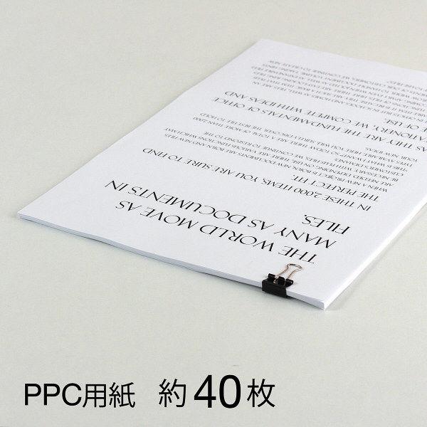 プラス Wクリップ豆ブリスター CP-154BK  1セット(5パック60個) (直送品)
