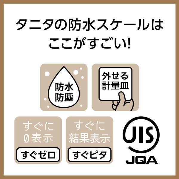 洗えるクッキングスケール 3kg IV