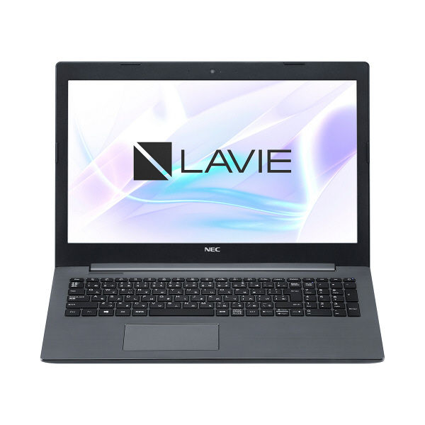 NEC LAVIE Direct 15.6型ノートPC Core i3 /Office有 ブラック PC-GN232LDLF-AS4H 1台