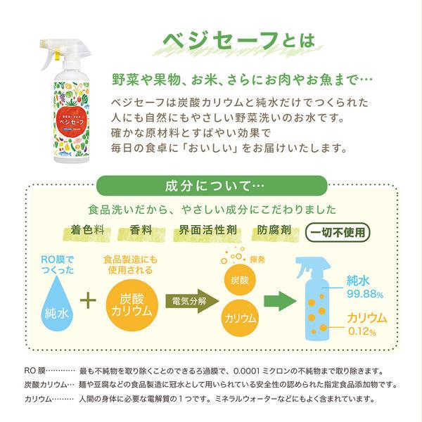 野菜あらいのお水ベジセーフ まとめ洗い用