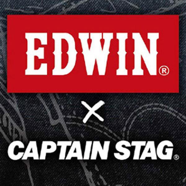 CS×EDWIN ロースタイルチェア