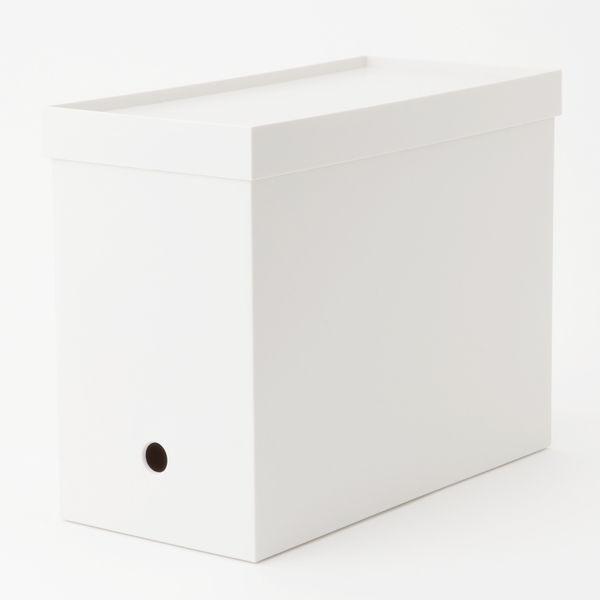 PPファイルボックス・フタ 幅15cm用