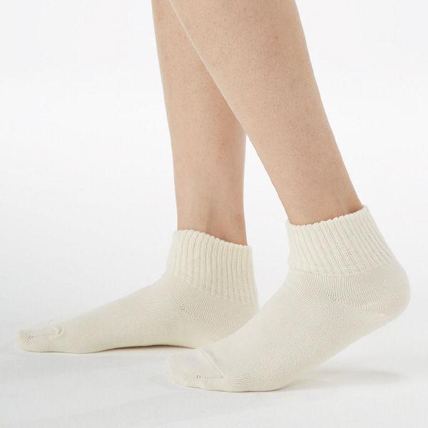 無印 ショート丈靴下3足 婦人