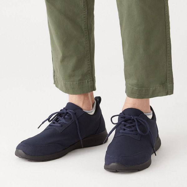 無印 スニーカーイン靴下3足 紳士