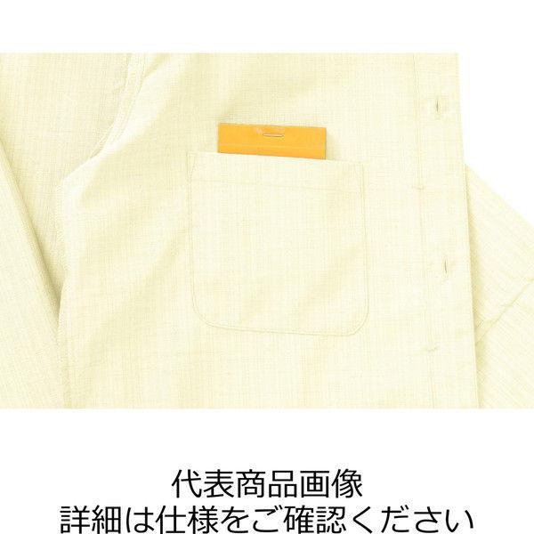 チトセ 和風シャツ[男女兼用] AS8510_C-7ベージュ_M(取寄品)