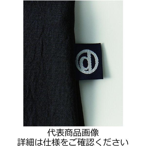 チトセ 和風シャツ(八分袖)[男女兼用] DN8501_C-7茶_L(取寄品)