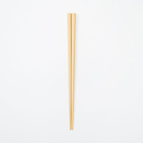米ヒバ箸5膳入 約長さ23cm