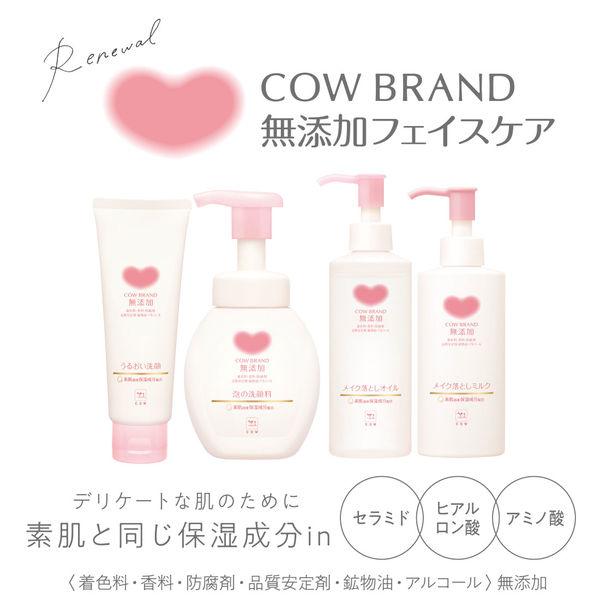 無添加泡の洗顔料 ポンプ付 2個